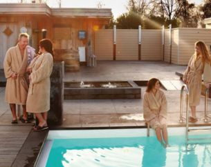Saunabon Rosmalen Wellness Centre de Thermen